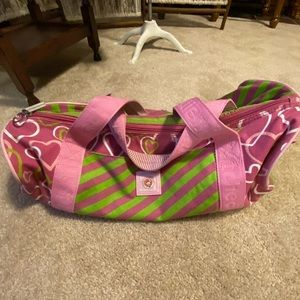Little Miss Matched Duffle Bag